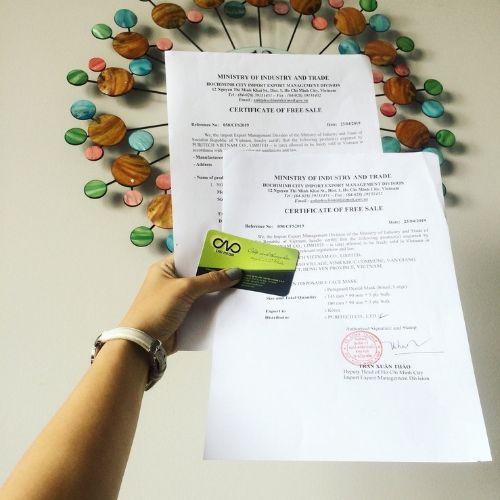 Cấp giấy certificate of free sale cho doanh nghiệp xuất khẩu