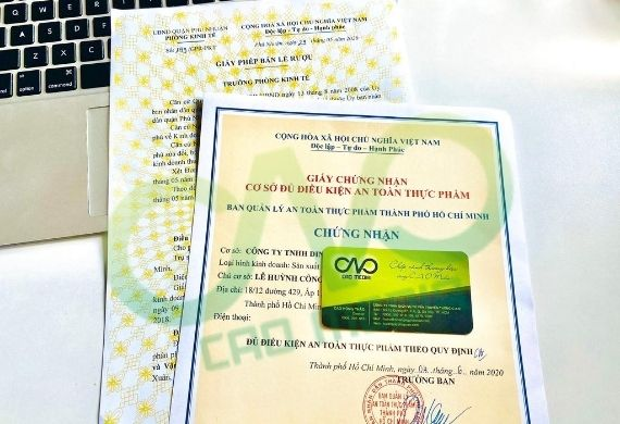 Thực hiện giấy phép an toàn thực phẩm cho cơ sở tại Hóc Môn