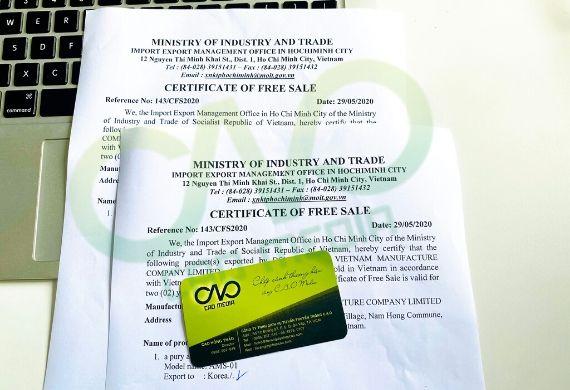 Dịch vụ làm giấy phép lưu hành sản phẩm tại Hà Nội