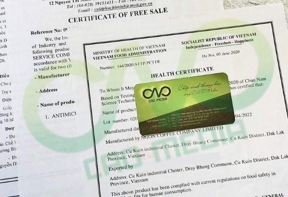 Quy trình đăng ký giấy phép xuất khẩu thủy sản 2021