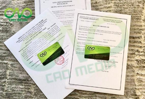 Đăng ký giấy phép xuất khẩu mặt hàng nông sản 2021