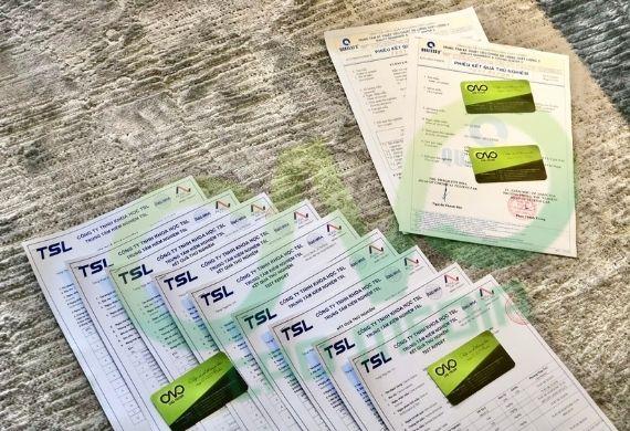 Dịch vụ kiểm nghiệm bột trà xanh theo quy chuẩn Việt Nam
