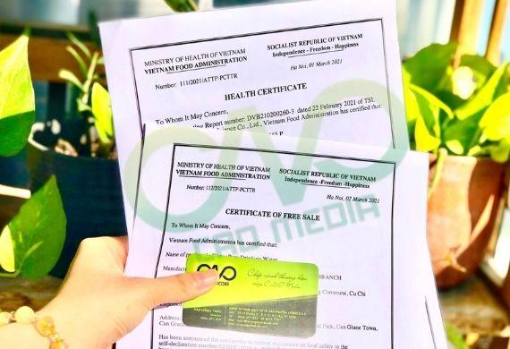 Thực hiện giấy phép xuất khẩu nông sản hữu cơ - Nhanh chóng