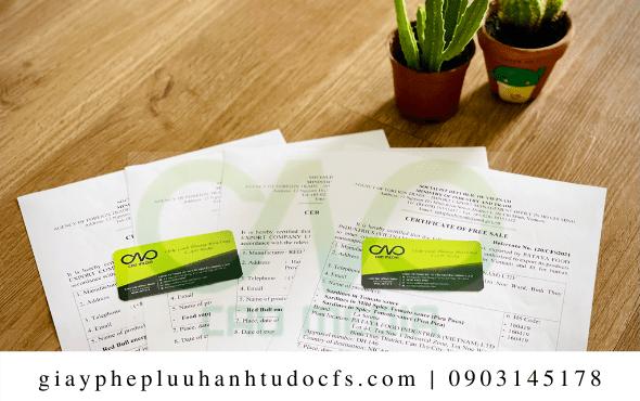 Doanh nghiệp cần chuẩn bị gì để xin giấy chứng nhận lưu hành tự do cho bánh trung thu