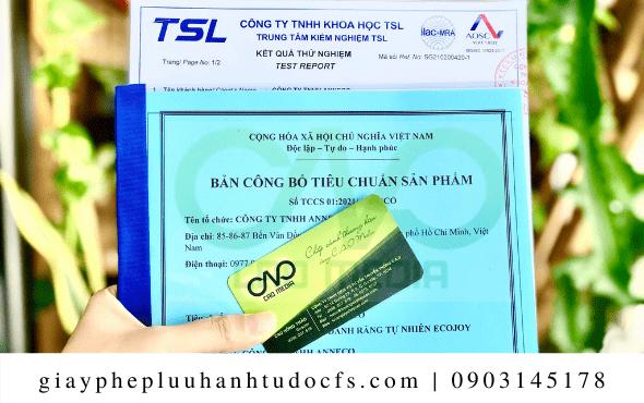 Quy trình xin giấy chứng nhận y tế cho trà dưỡng nhan